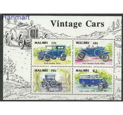 Znaczek Malawi 1990 Mi bl 69 Czyste **
