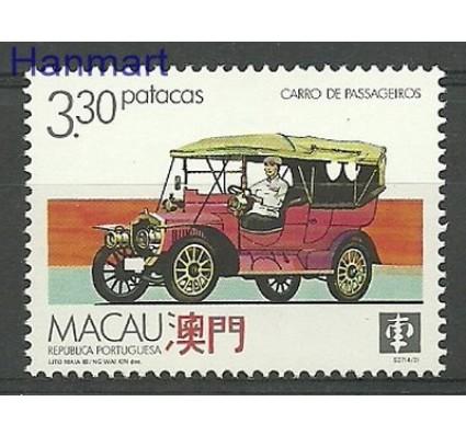 Znaczek Makau 1988 Mi 598 Czyste **