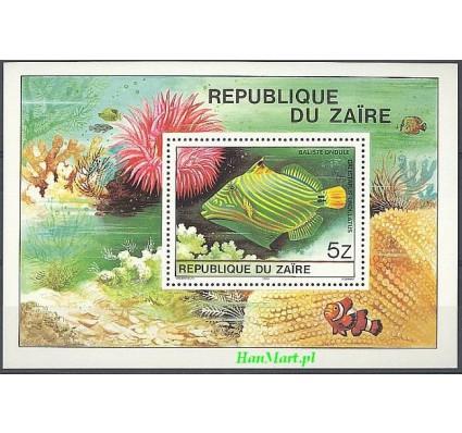 Znaczek Kongo Kinszasa / Zair 1980 Mi bl 38 Czyste **
