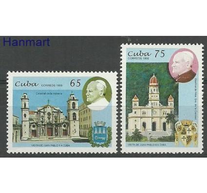 Znaczek Kuba 1998 Mi 4079-4080 Czyste **