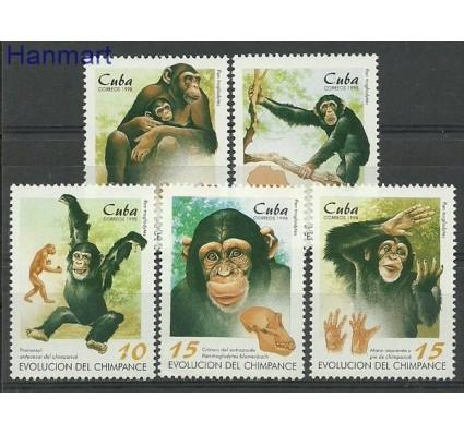 Znaczek Kuba 1998 Mi 4106-4110 Czyste **