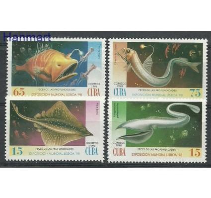 Znaczek Kuba 1998 Mi 4112-4115 Czyste **