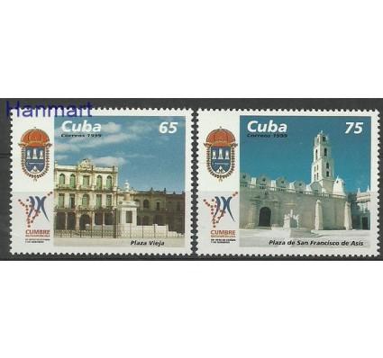 Znaczek Kuba 1999 Mi 4247-4248 Czyste **