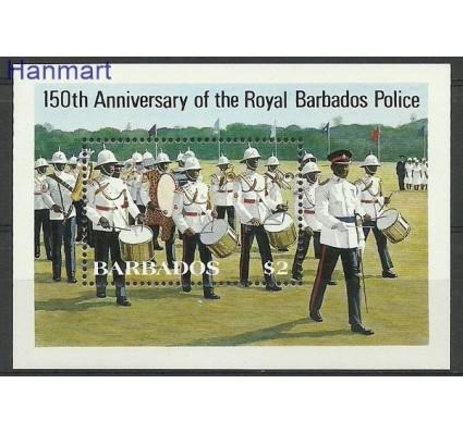 Znaczek Barbados 1985 Mi bl 20 Czyste **