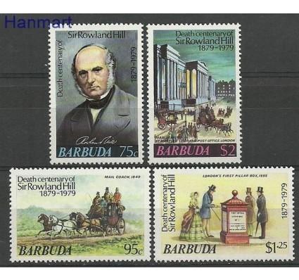 Znaczek Barbuda 1979 Mi 439-442 Czyste **