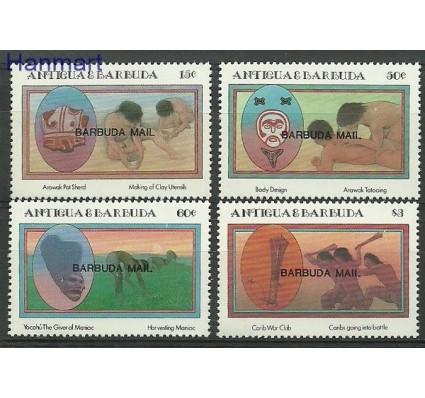 Znaczek Barbuda 1985 Mi 823-826 Czyste **