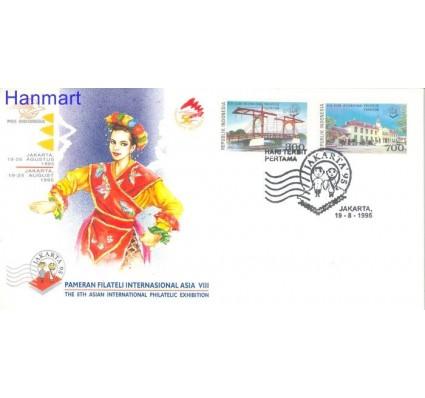 Znaczek Indonezja 1995 Mi 1563-1564 FDC