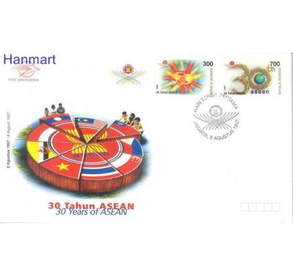 Znaczek Indonezja 1997 Mi 1714-1715 FDC