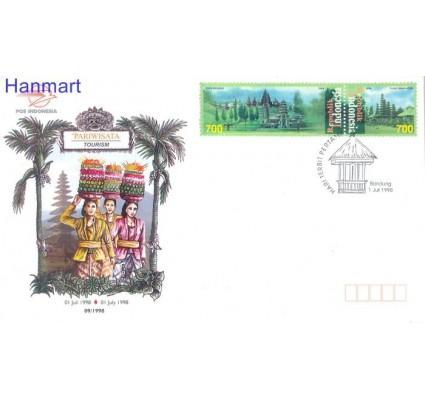 Znaczek Indonezja 1998 Mi 1800-1801 FDC