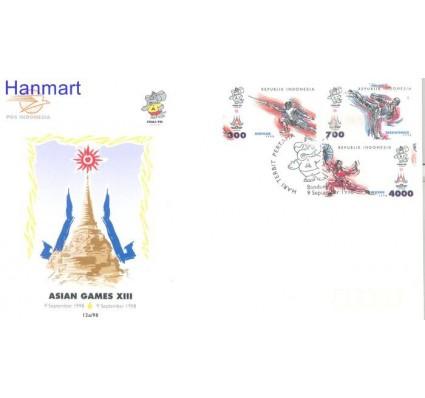Znaczek Indonezja 1998 Mi 1820-1822 FDC