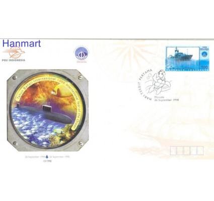 Znaczek Indonezja 1998 Mi 1823 FDC