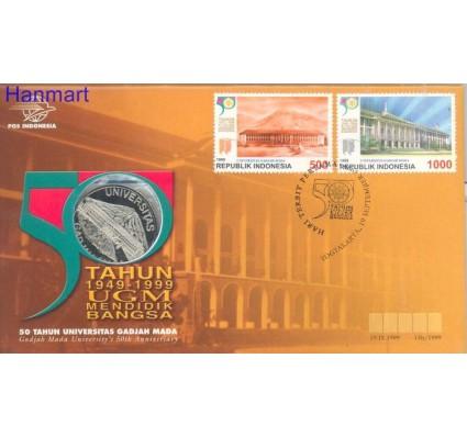 Znaczek Indonezja 1999 FDC