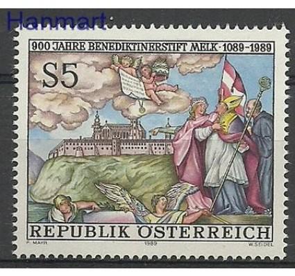 Znaczek Austria 1989 Mi 1944 Czyste **