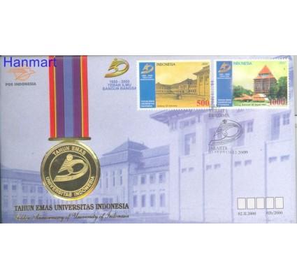 Znaczek Indonezja 2000 FDC