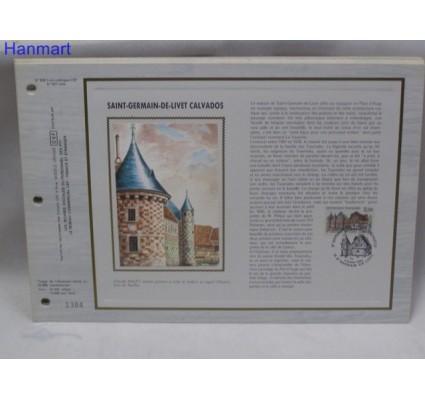 Znaczek Francja 1986 Mi 2538 Pierwszy dzień wydania