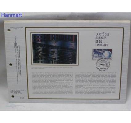 Znaczek Francja 1986 Mi 2541 Pierwszy dzień wydania