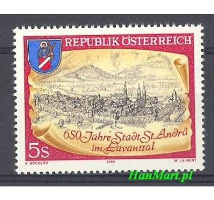 Znaczek Austria 1989 Mi 1960 Czyste **