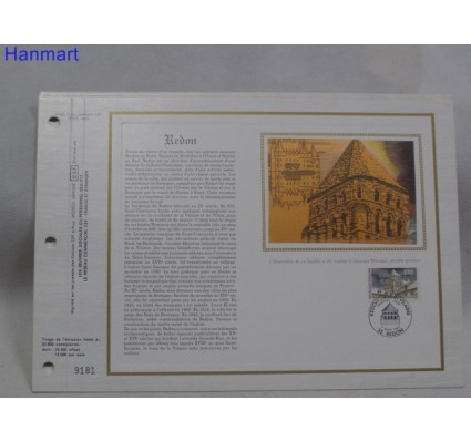 Znaczek Francja 1987 Mi 2598 Pierwszy dzień wydania