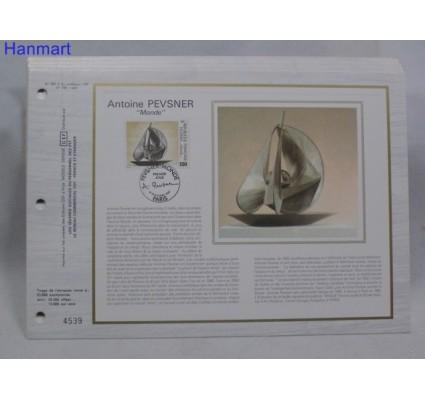 Znaczek Francja 1987 Mi 2631 Pierwszy dzień wydania