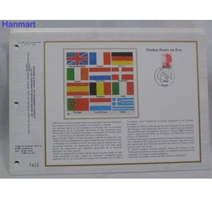 Znaczek Francja 1988 Mi 2666 Pierwszy dzień wydania