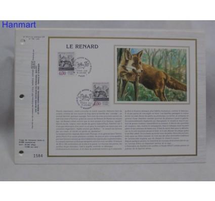 Znaczek Francja 1988 Mi 2678 Pierwszy dzień wydania