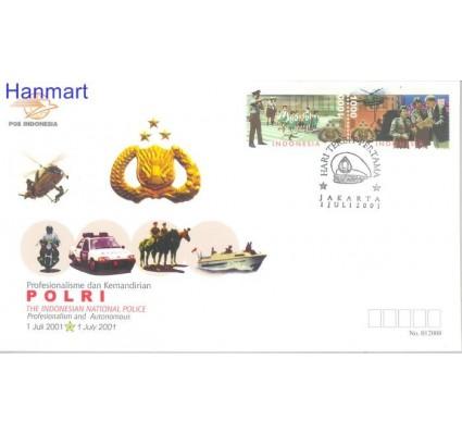 Znaczek Indonezja 2001 Mi 2118-2119 FDC