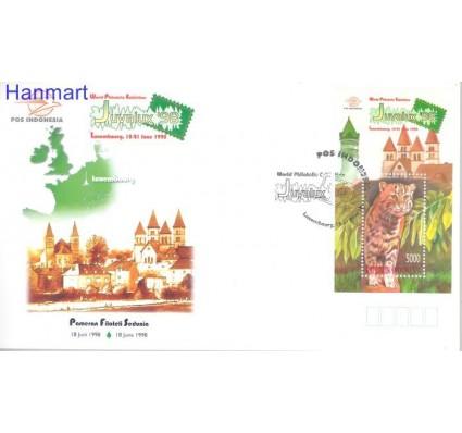 Znaczek Indonezja 1998 Mi bl 129 FDC