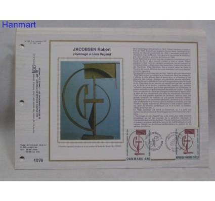 Znaczek Francja 1988 Mi 2687 Pierwszy dzień wydania