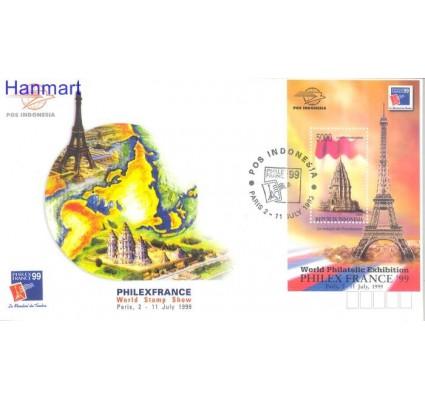 Znaczek Indonezja 1999 Mi bl 150 FDC