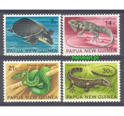 Znaczek Papua Nowa Gwinea 1972 Mi 219-222 Czyste **