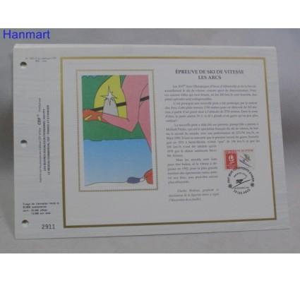 Znaczek Francja 1990 Mi 2814 Pierwszy dzień wydania