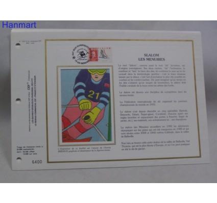 Znaczek Francja 1991 Mi 2815 Pierwszy dzień wydania
