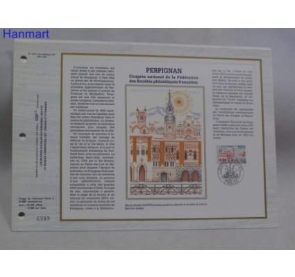 Znaczek Francja 1991 Mi 2836 Pierwszy dzień wydania