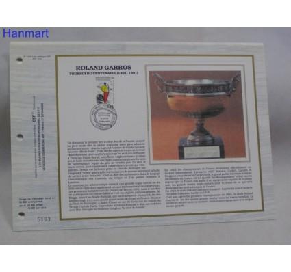 Znaczek Francja 1991 Mi 2837 Pierwszy dzień wydania