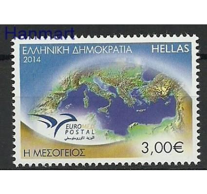 Znaczek Grecja 2014 Mi 2786 Czyste **
