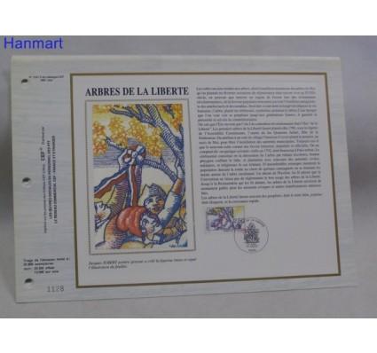 Znaczek Francja 1991 Mi 2839 Pierwszy dzień wydania