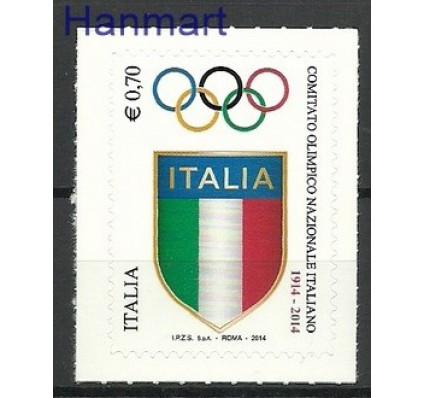 Znaczek Włochy 2014 Mi 3703 Czyste **
