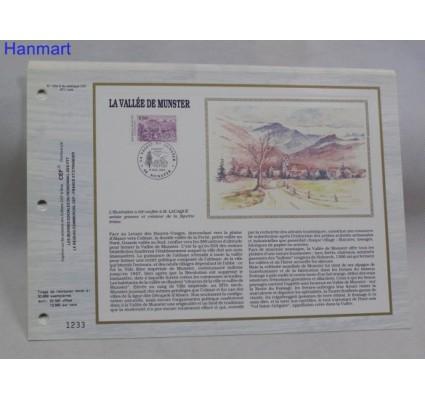 Znaczek Francja 1991 Mi 2843 Pierwszy dzień wydania