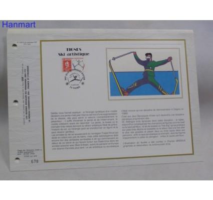 Znaczek Francja 1991 Mi 2846 Pierwszy dzień wydania