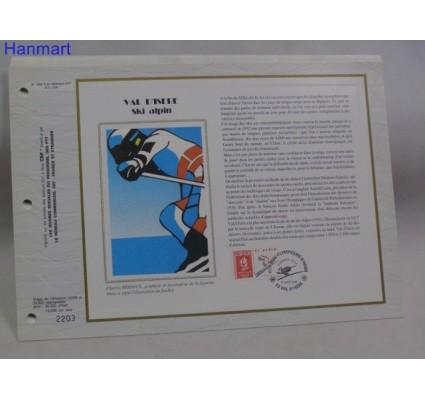 Znaczek Francja 1991 Mi 2847 Pierwszy dzień wydania