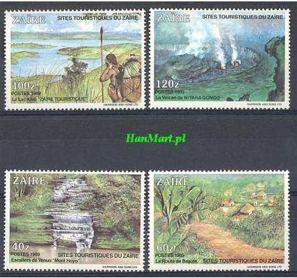 Znaczek Kongo Kinszasa / Zair 1990 Mi 1039-1042 Czyste **