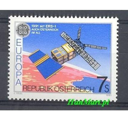 Znaczek Austria 1991 Mi 2026 Czyste **
