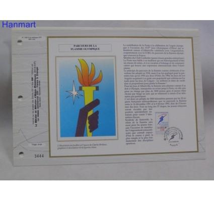 Znaczek Francja 1991 Mi 2866 Pierwszy dzień wydania