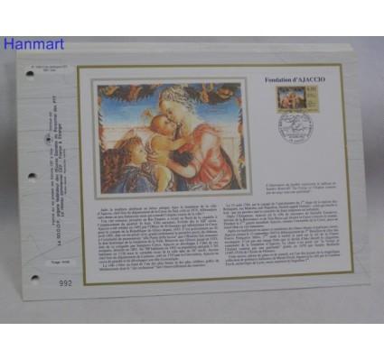 Znaczek Francja 1992 Mi 2898 Pierwszy dzień wydania