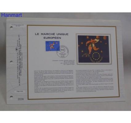 Znaczek Francja 1992 Mi 2924 Pierwszy dzień wydania