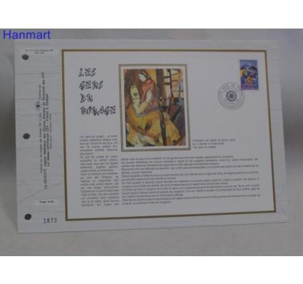 Znaczek Francja 1992 Mi 2932 Pierwszy dzień wydania
