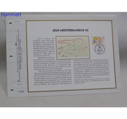 Znaczek Francja 1993 Mi 2941 Pierwszy dzień wydania
