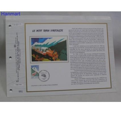 Znaczek Francja 1993 Mi 2962 Pierwszy dzień wydania
