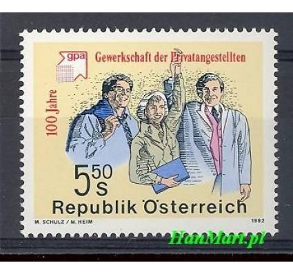Znaczek Austria 1992 Mi 2049 Czyste **