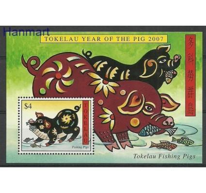 Znaczek Tokelau 2007 Mi bl 37 Czyste **